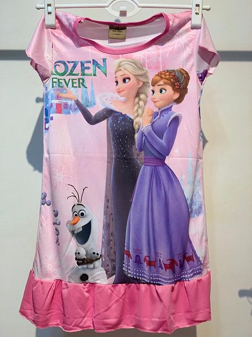 Frozen Jersey Dress