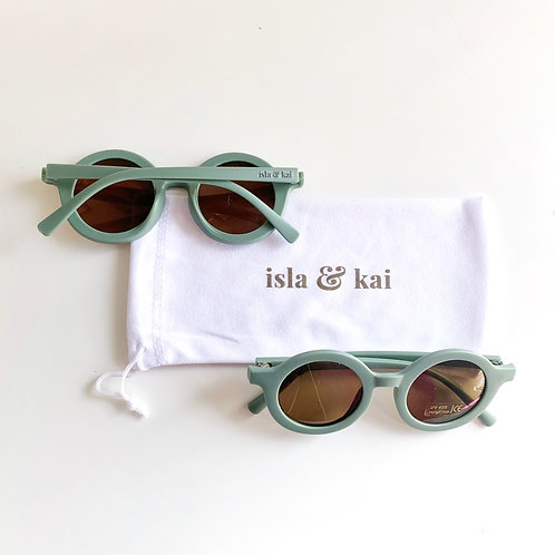 Sustainable Sunglasses - Forest