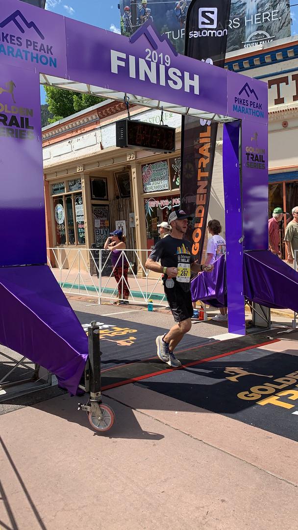 Pikes Peak Marathon 2019