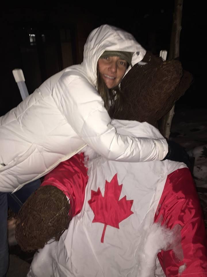 Canadian Bear!