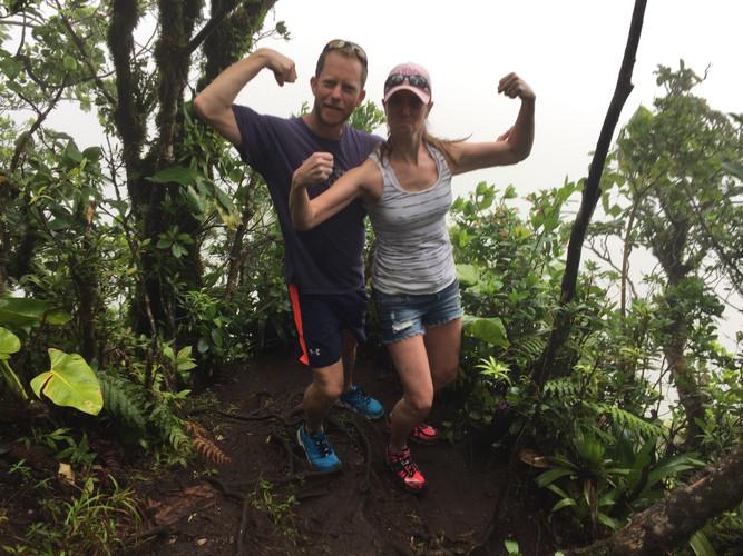 Conquering a Volcano