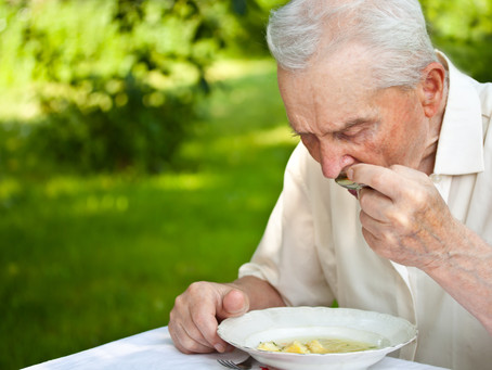 """""""No More 'Hippie' Soup!"""" – Balancing Nutrition, Independence, and Small Comforts For Our Elders"""