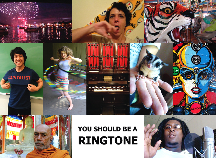 ringtone art cards
