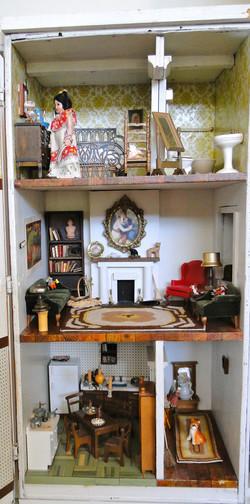 interior, dollhouse