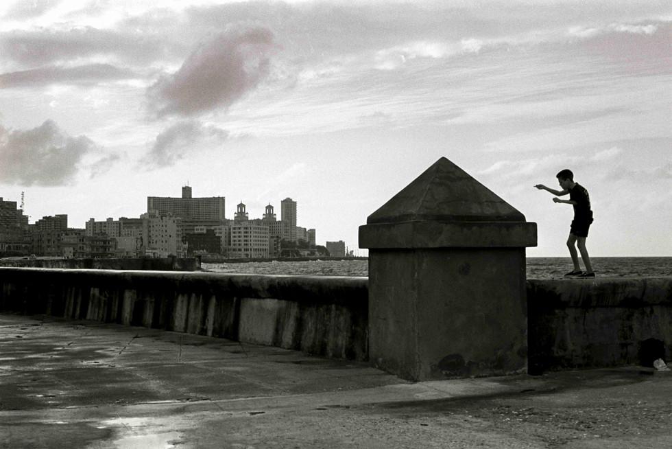 La Havane 2002 • Petit pêcheur