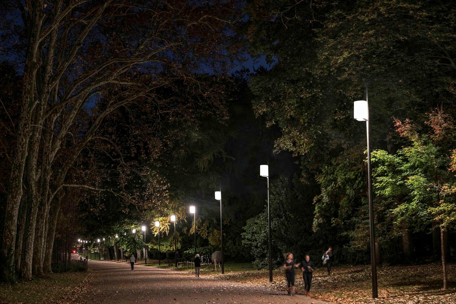 30 • Parc de la Tête d'Or - Lyon