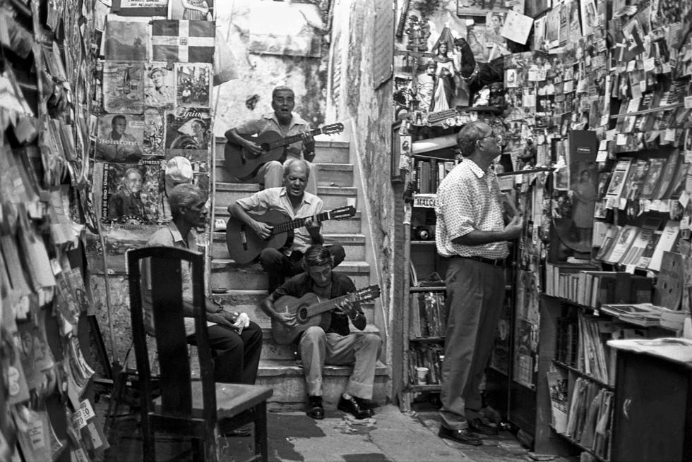 La Havane 2002 • L'escalier