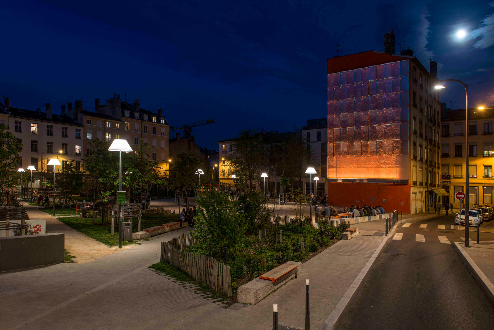11 • Place Mazagran - Lyon