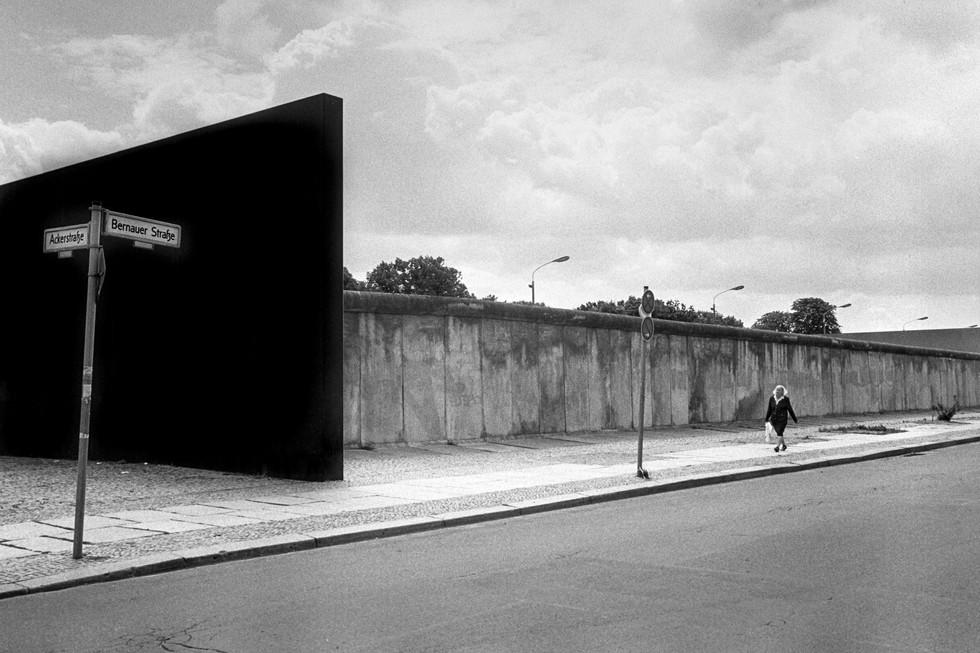 Berlin 2004 • Bernauer Strasse