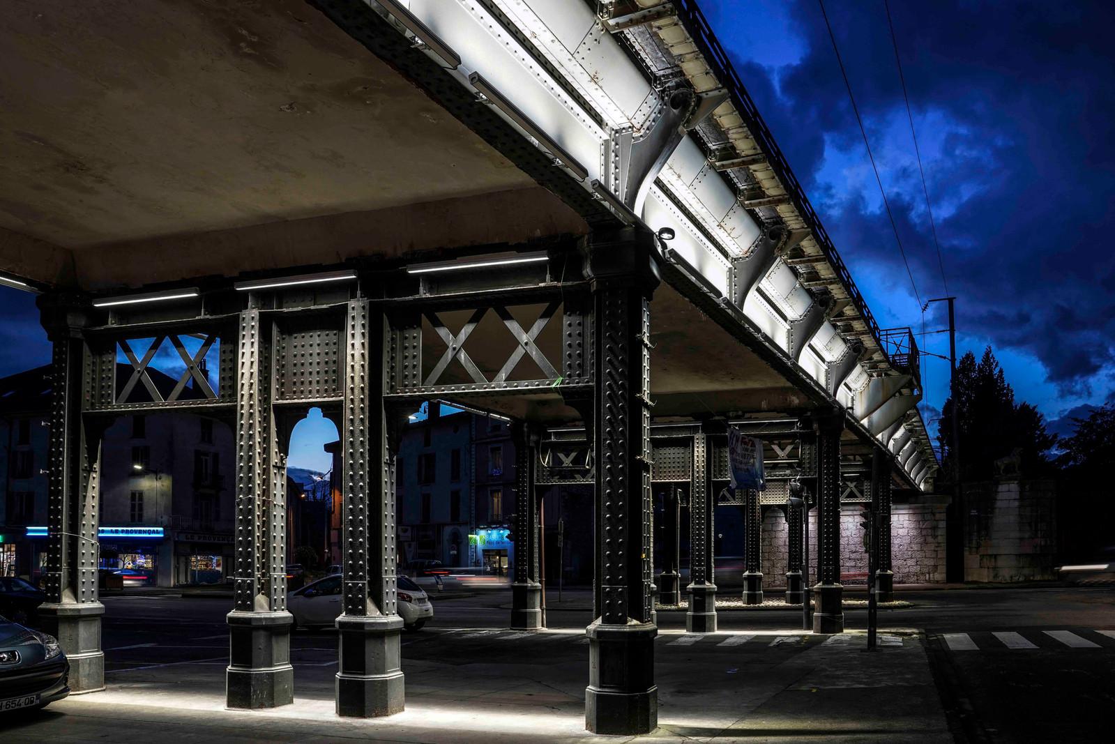 37 • Pont SNCF - Voiron