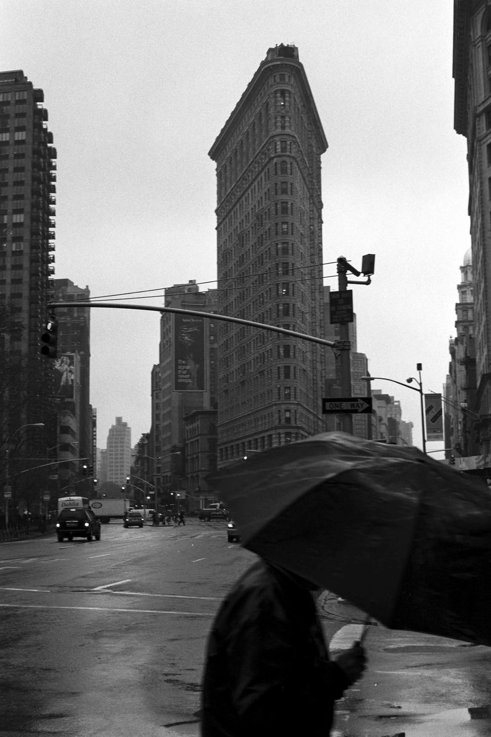 New York 2008 • Flat iron