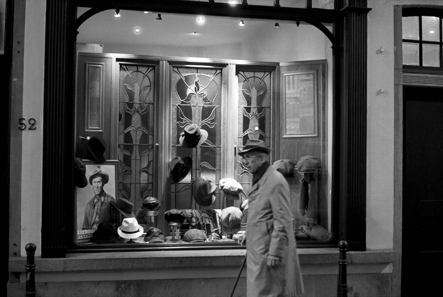 Bruxelles 2008 • Stetson