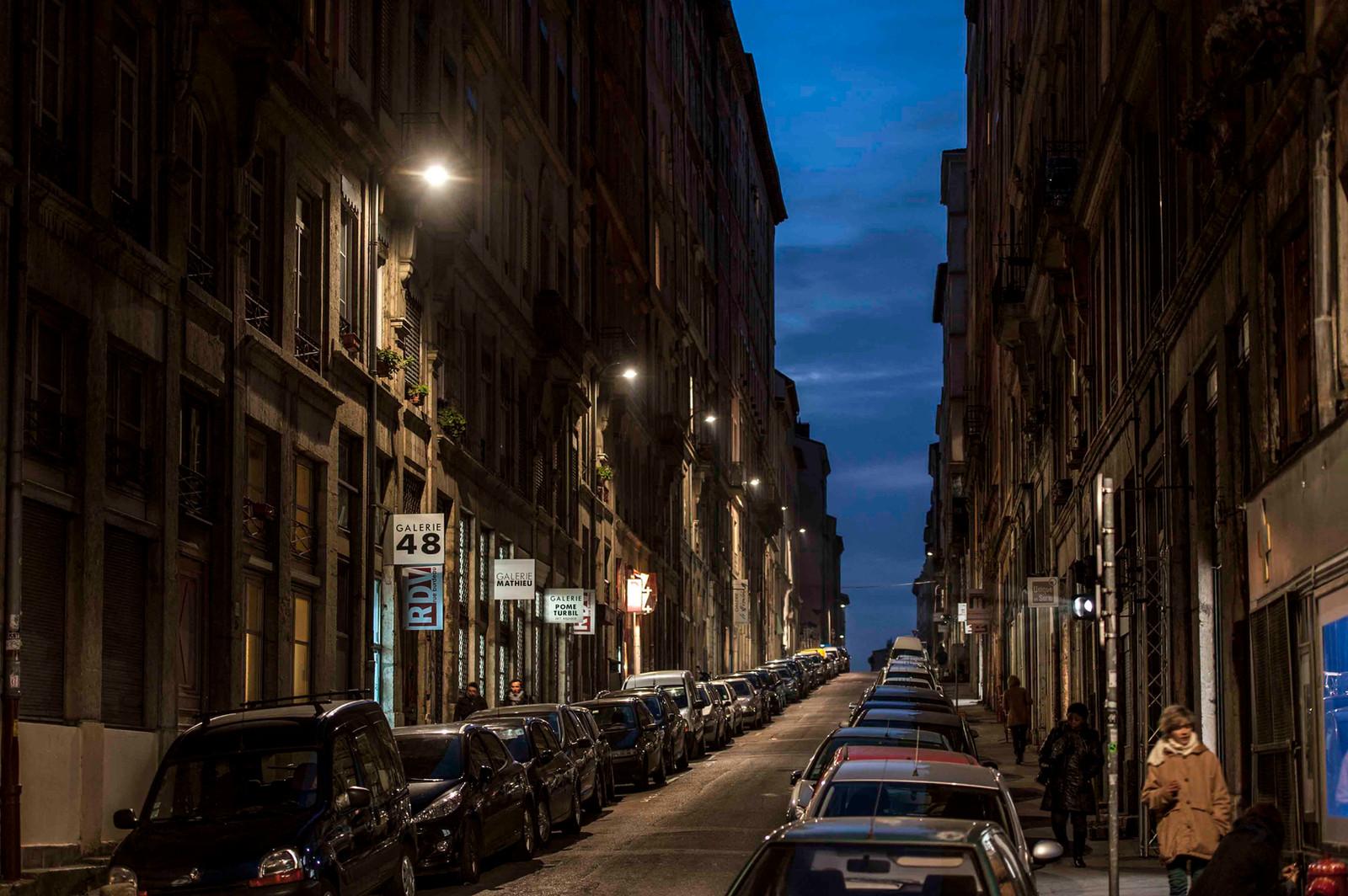 39 • Rue Burdeau - Lyon