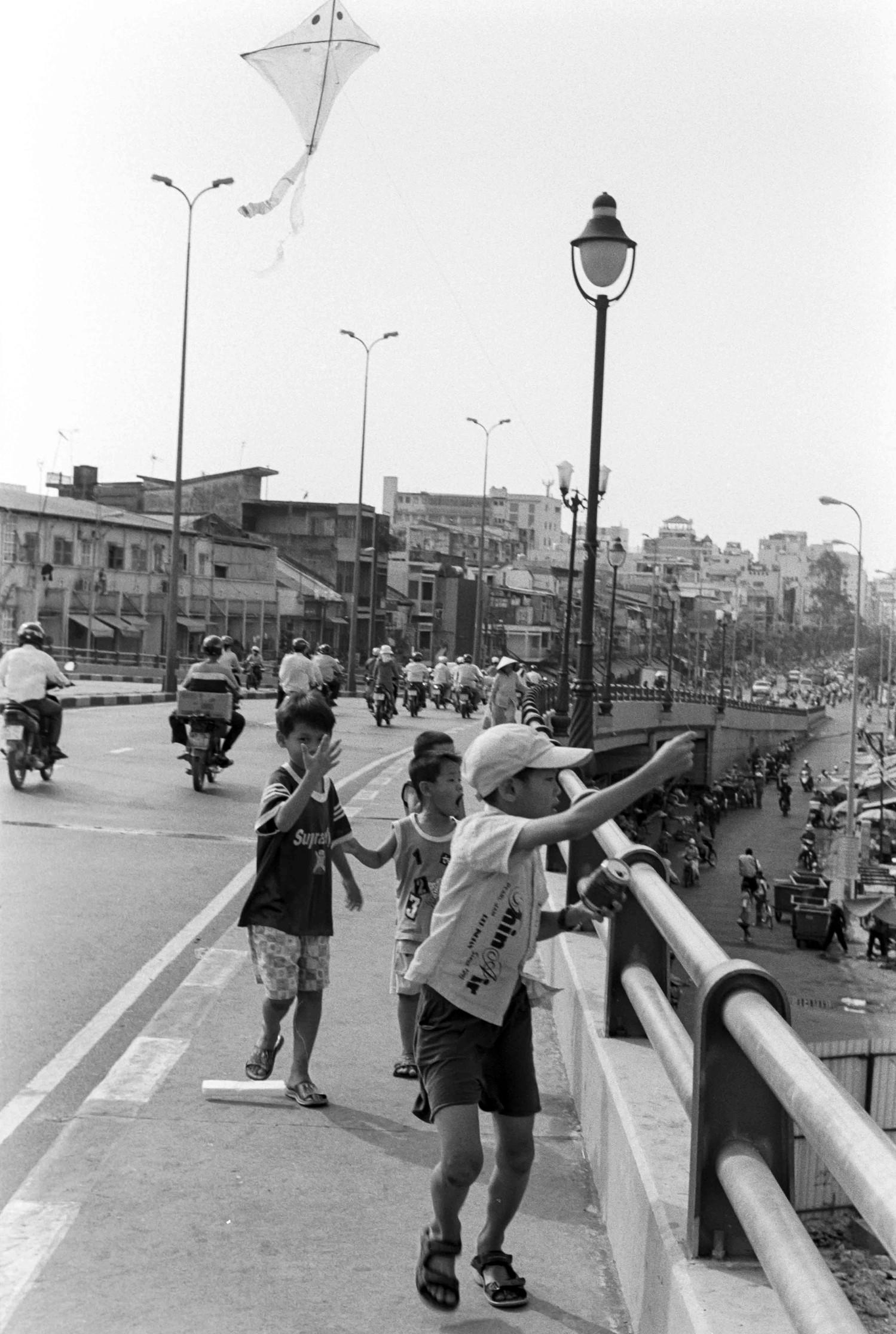 Saïgon 2008 • Cerf volant