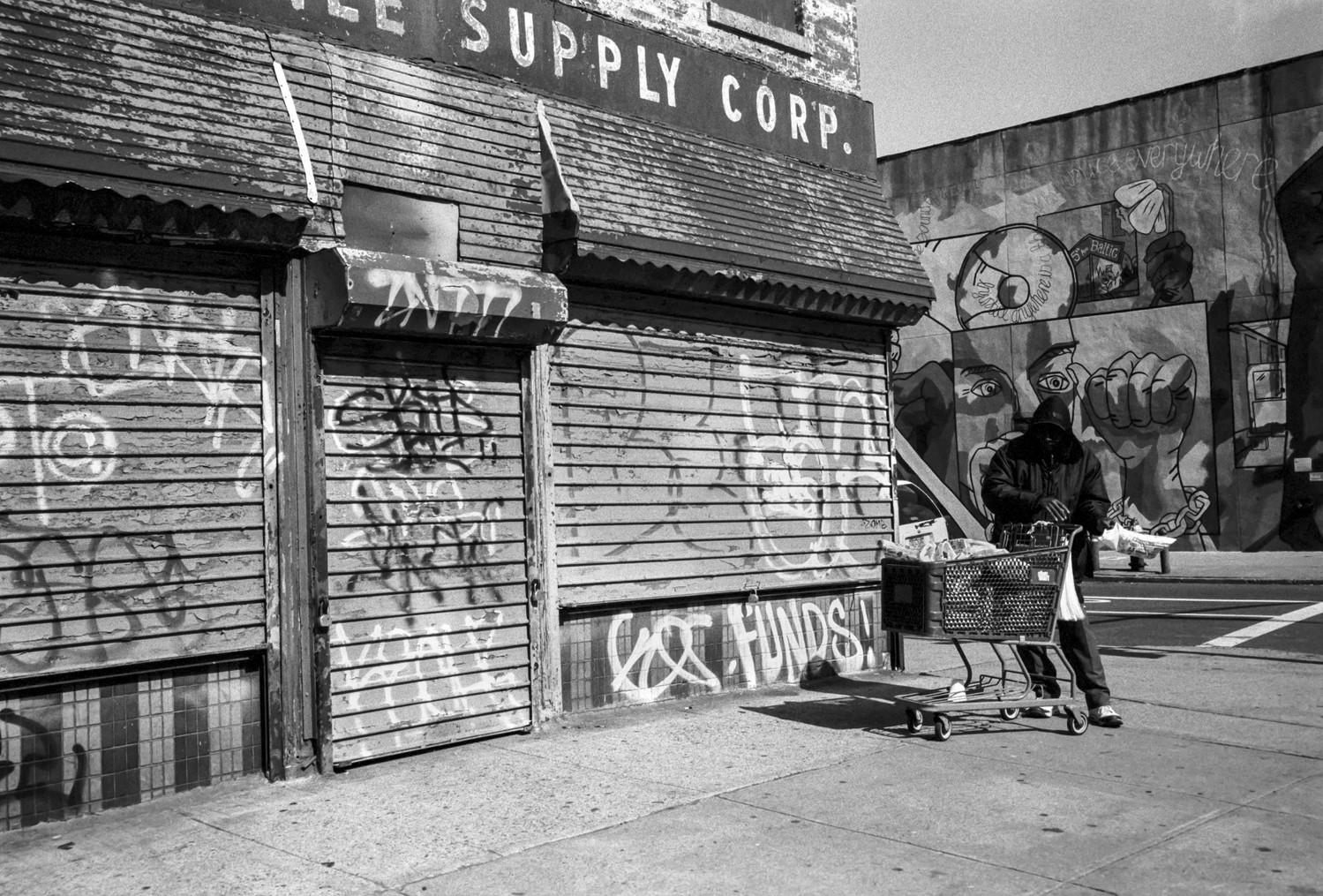Brooklyn 2011• Tittle supply