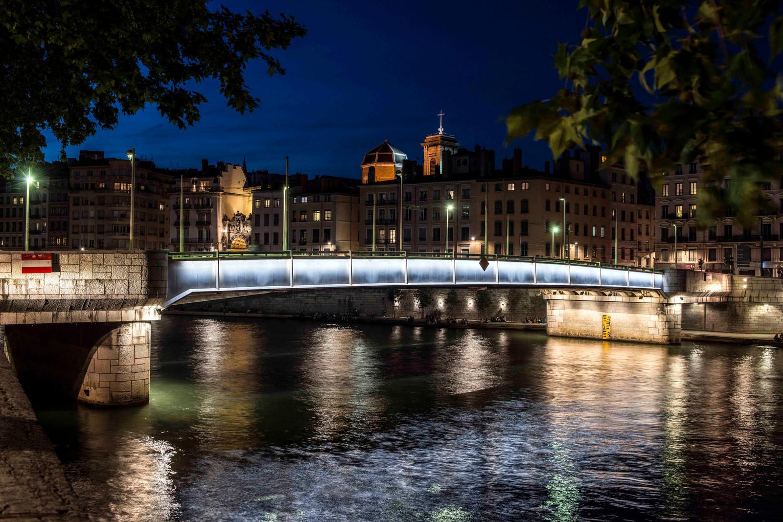 40 • Pont la Feuillée - Lyon