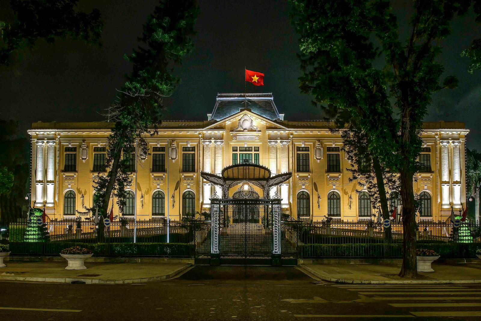 46 • Maison des hôtes du gouvernement - Hanoï