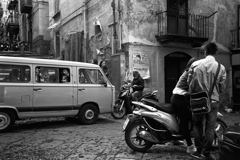 Napoli 2011 • Lazzis