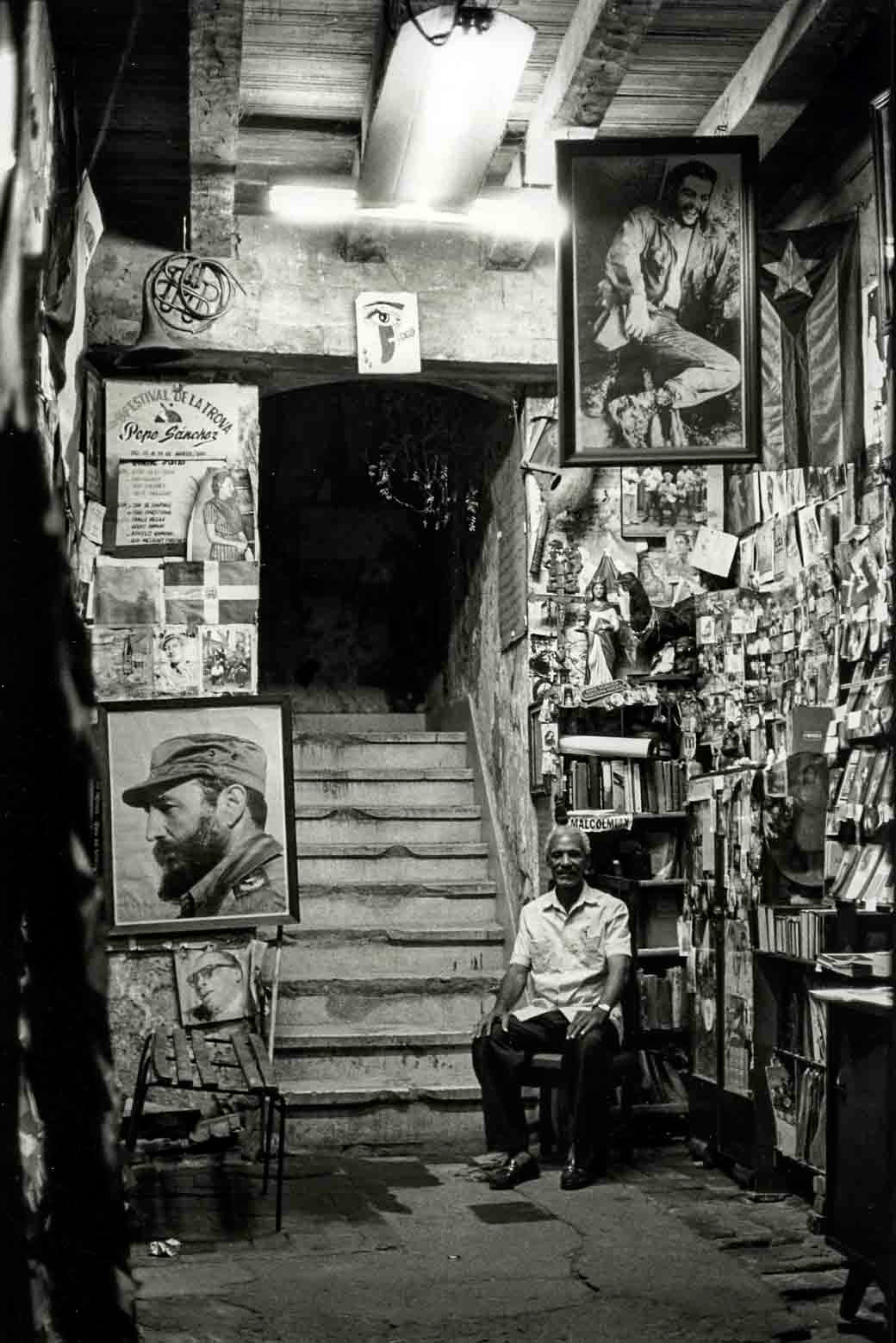14 • La escalera Santiago