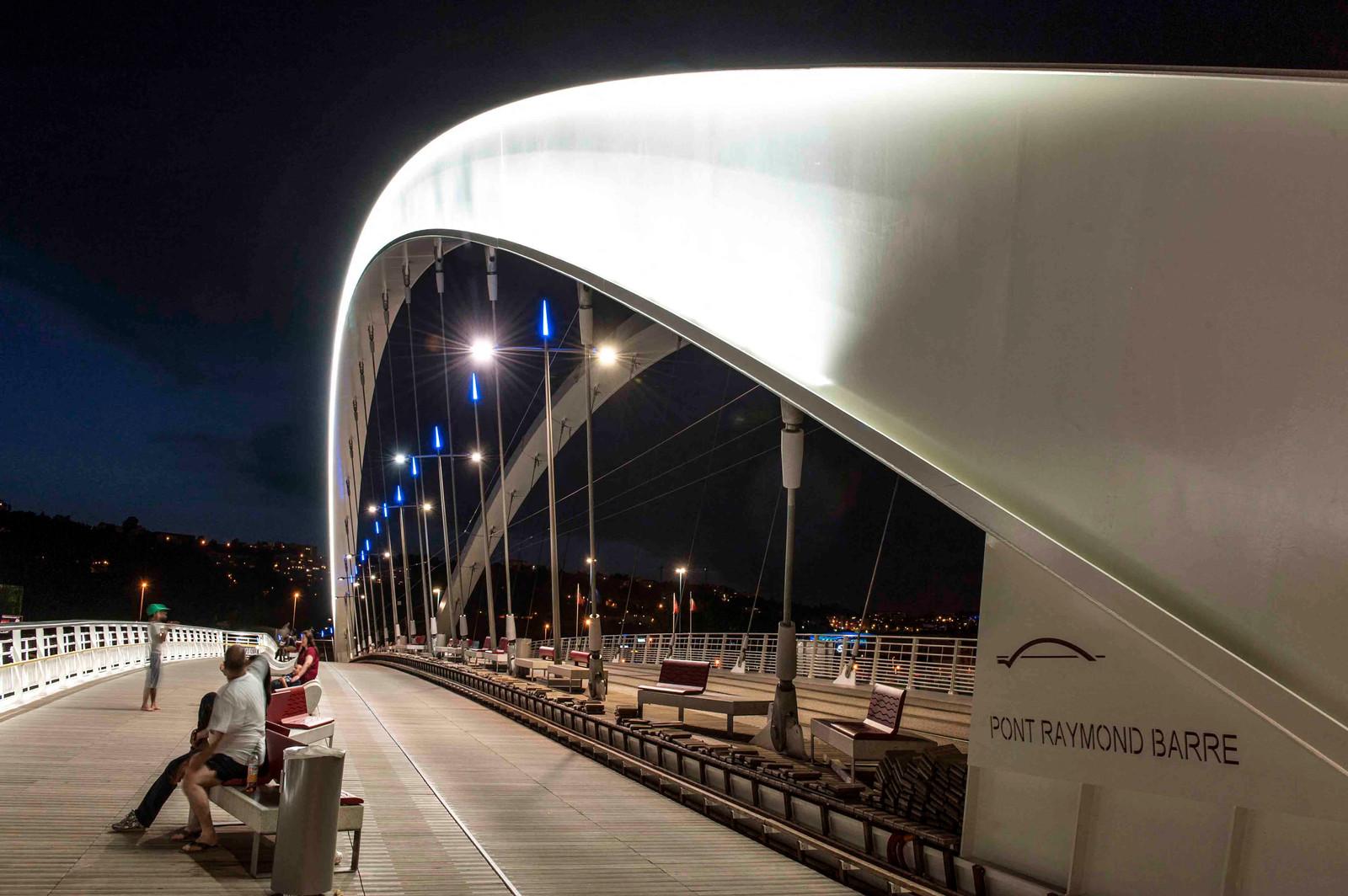 34 • Pont Raymond Barre - Lyon