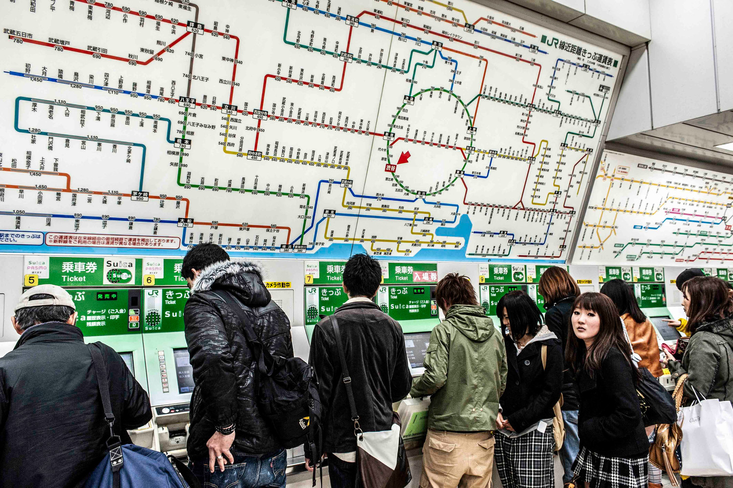 01 • Tokyo Shibuya