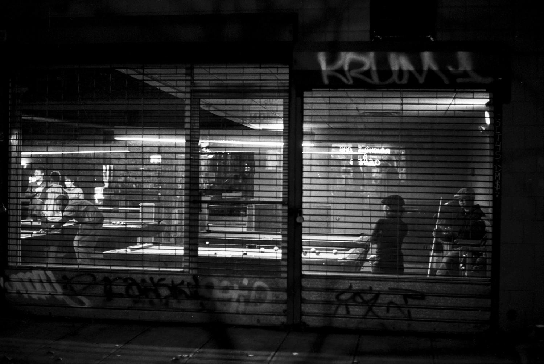 New York 2008 • Soho billiards