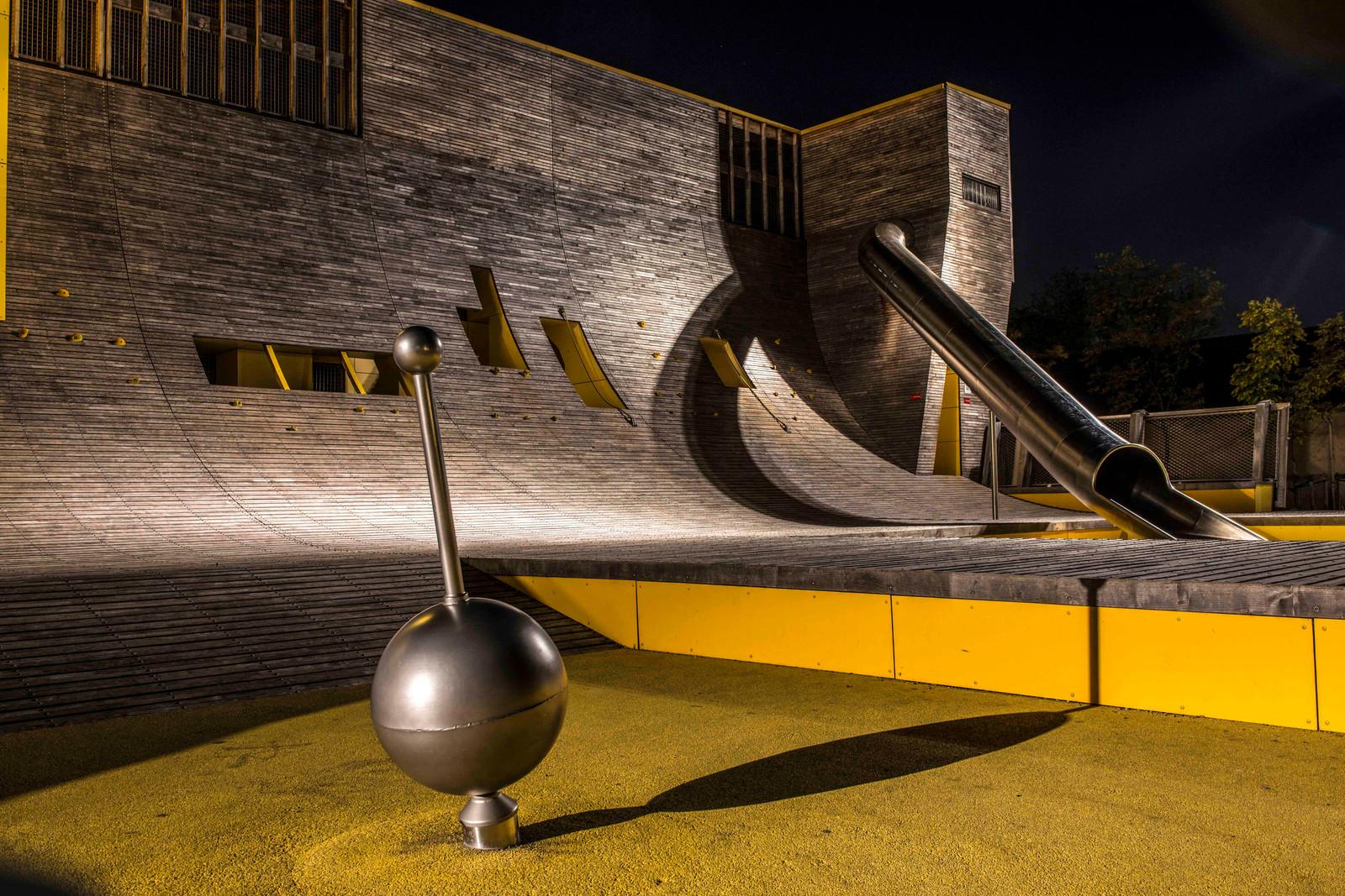 50 • Parc Sergent Blandan - Lyon