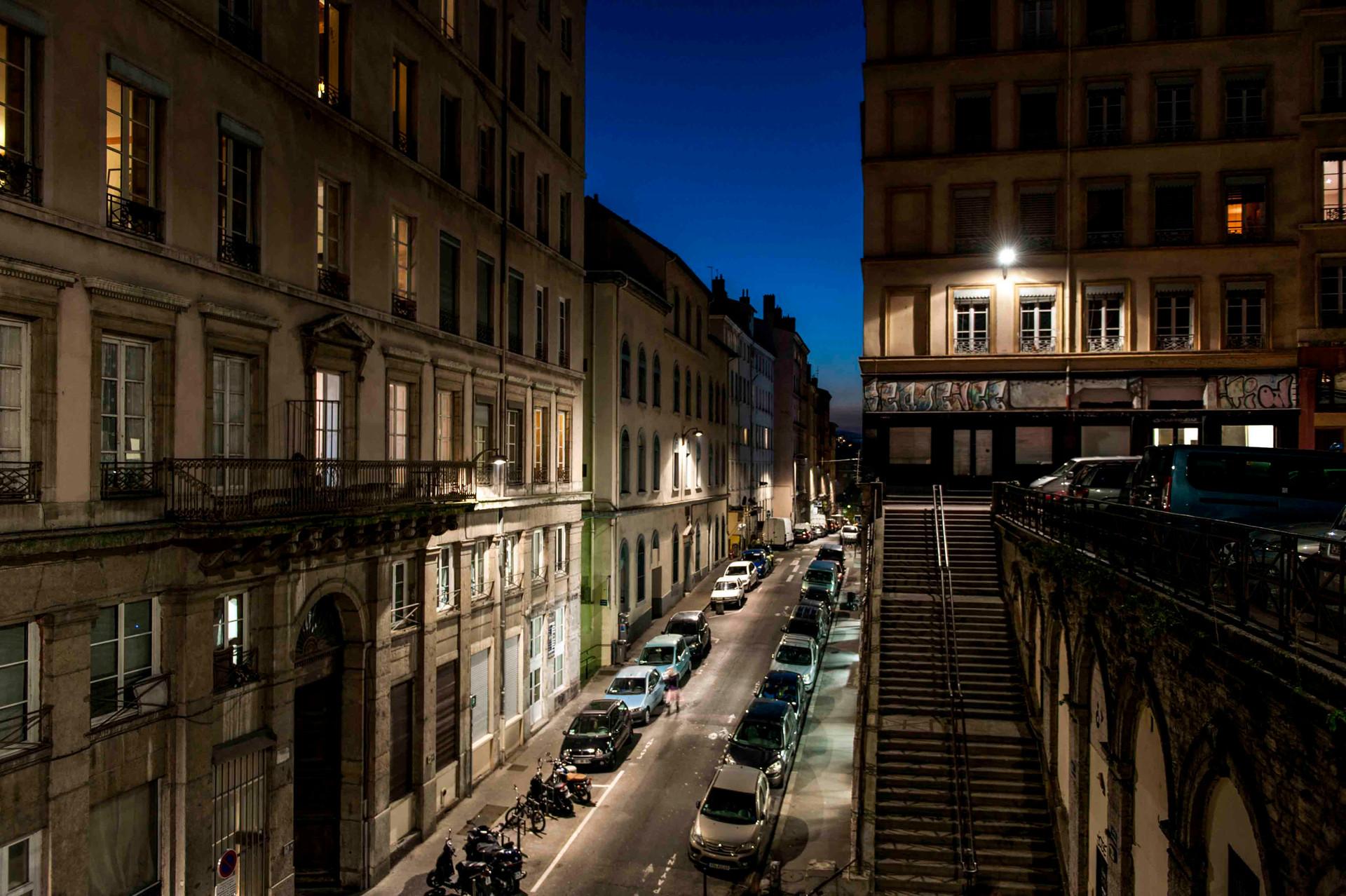 38 • Rue Burdeau - Lyon