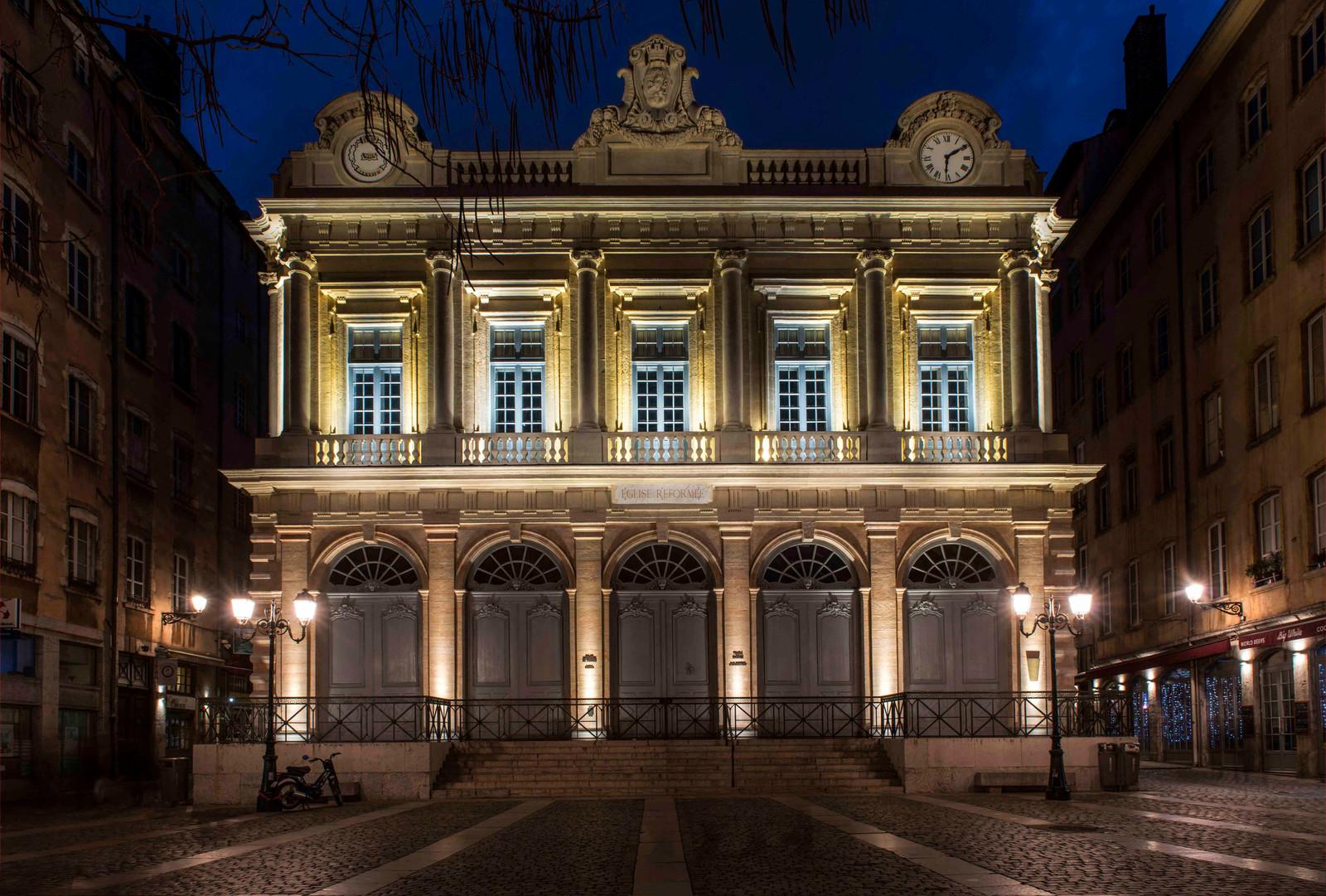 36 • Temple Place du Change - Lyon
