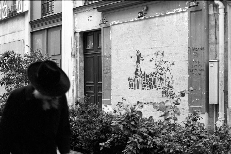Paris 2008 • Rue des Rosiers
