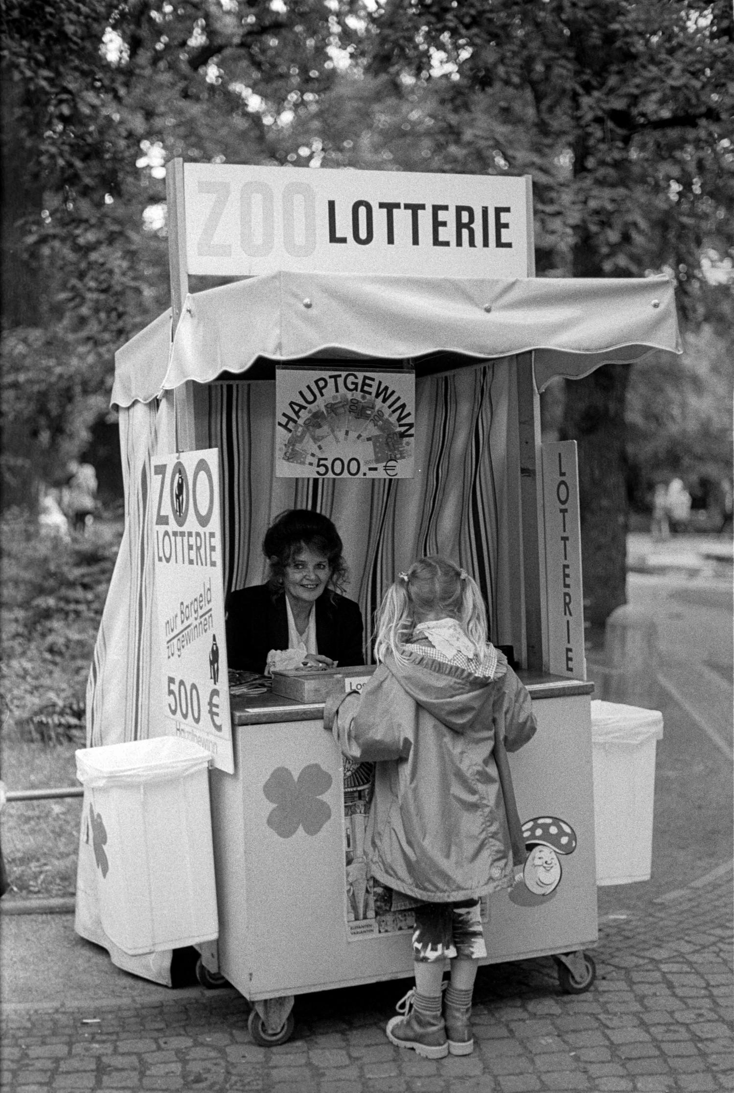 Berlin 2004 • Zoo Lotterie