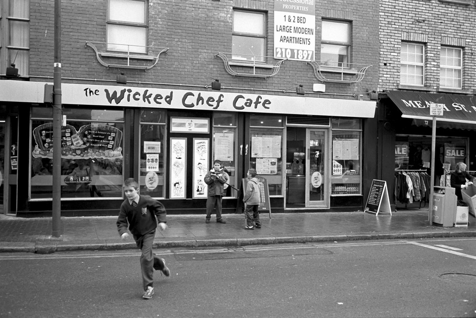 Dublin 2006 • The Wicked chef
