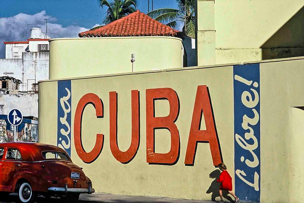 01 • Viva Cuba libre