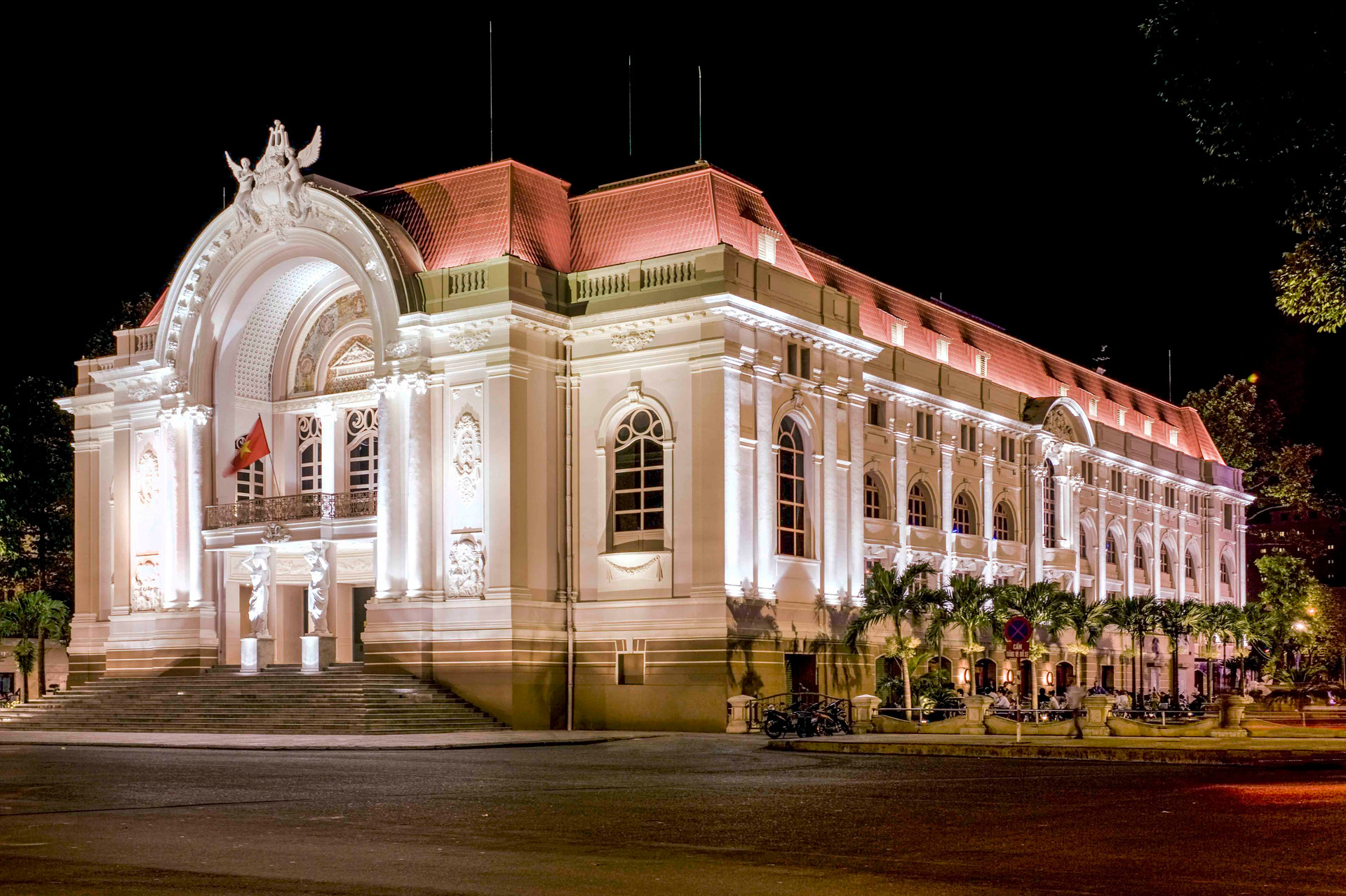 45 • Théâtre municipal - 0-Hô Chi Minh Ville