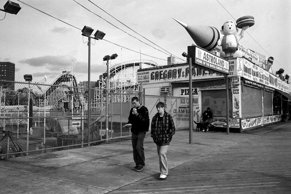 Coney island 2008 • Astroland