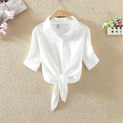 Cotton Full Sleeve Blouse