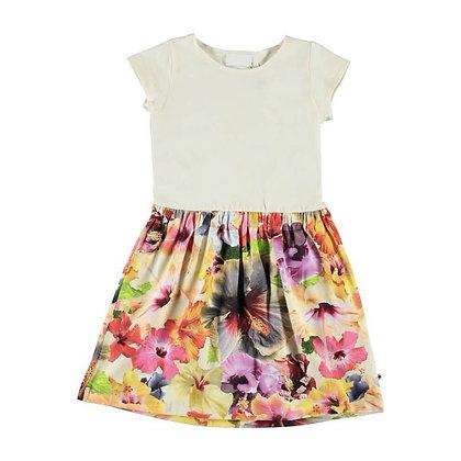 Sleeveless Mix & Match Dress for Girls
