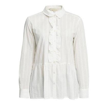 100% Organic Cotton Long Sleeve Shirt Tunic