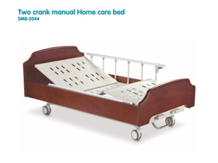 Hospital Home Care Manual Bed Wooden Fin