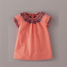 GI201024_Short Sleeve Summer Dress Printed with Embroidery.jpg