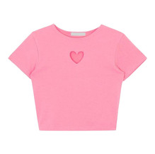 GI201040_Pink Short Sleeve Top with Heart Cutout.jpg
