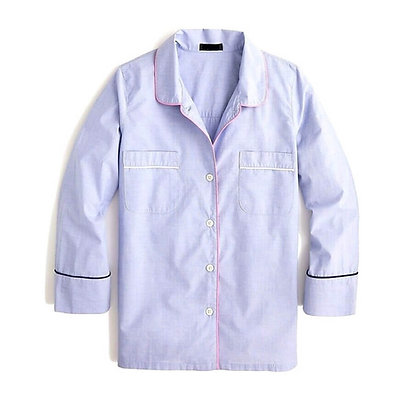 Nightwear Cotton Long Shirt