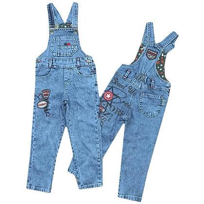 Bib Pants for Boys