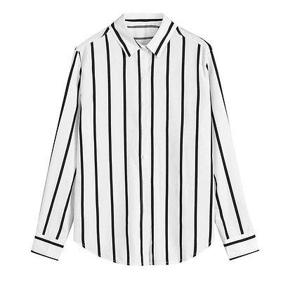 Full Sleeve Striped Shirt