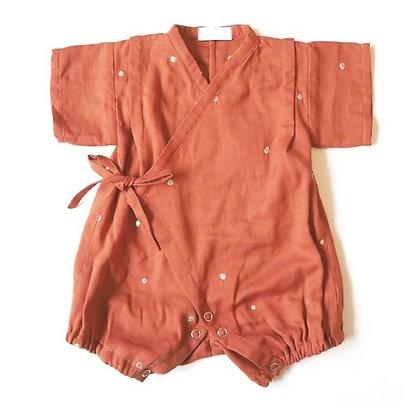 Kimono Style Romper for babies