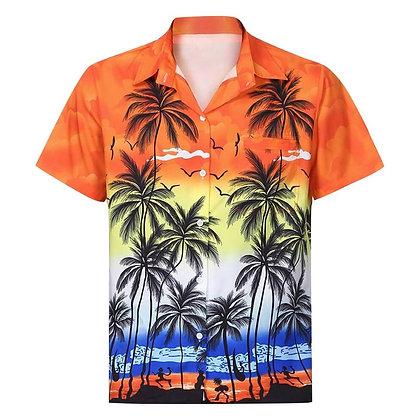 Beachwear Tropical Shirt