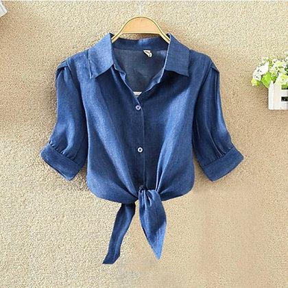 Rayon Full Sleeve Blouse