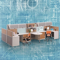 More workstations and benching systems