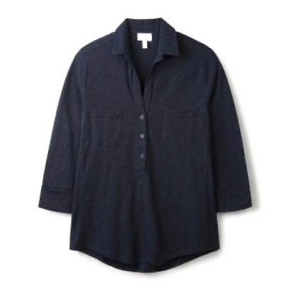 Pure Cotton Full Sleeve Shirt with Double Pockets