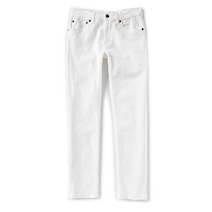 Denim White Pants for Boys